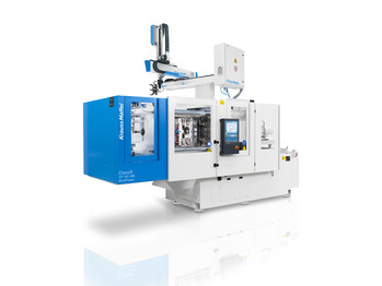 Renting production capacity instead of buying hardware: More leeway for injection molding