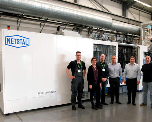 ELIOS 7500 for the technical center of Plastisud
