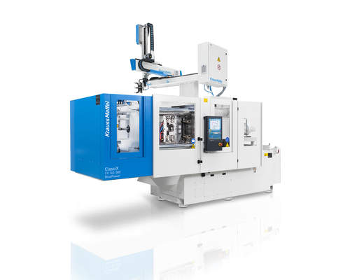 KraussMaffei launches new Speed-to-Market program for standard injection molding machines