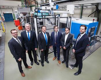 KraussMaffei is advancing digital research and teaching in the field of injection molding