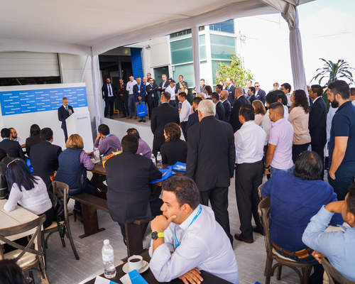 Mexico: Full House at the Open House