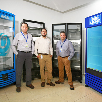 Greater cost-efficiency in refrigerator production
