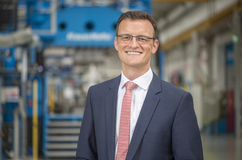 New Head of the Business Unit Foam at KraussMaffei Reaction Process Machinery