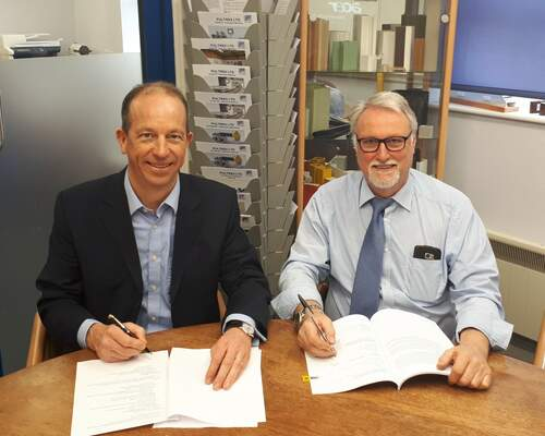 Strategic purchase for pultrusion: KraussMaffei takes over Pultrex