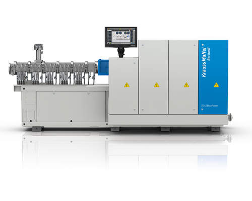 K 2016: ZE 42 BluePower twin-screw extruder for unparalleled performance and minimum energy consumption in compounding
