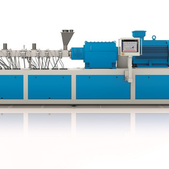 Chinaplas 2018: New ZE-CN twin-screw extruder for enhanced output rates and maximum product quality