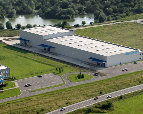 KraussMaffei Group to expand production plants in Slovakia and China