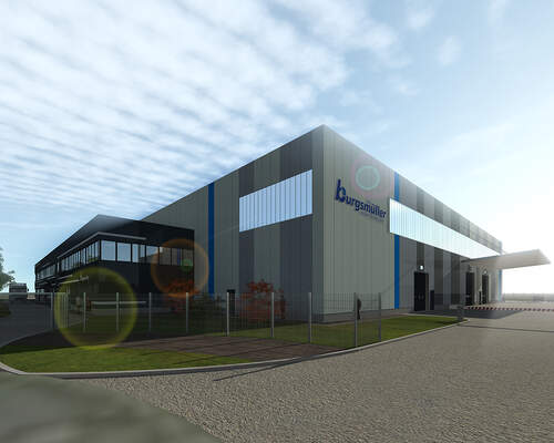 Burgsmüller GmbH builds new production site in Einbeck