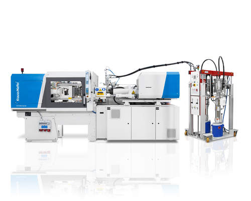 All-electric KraussMaffei PX series sets a course for China